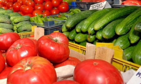 Цените на храните на едро са по-високи отпреди година