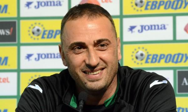 Владо Стоянов не пази, както за Лудогорец!