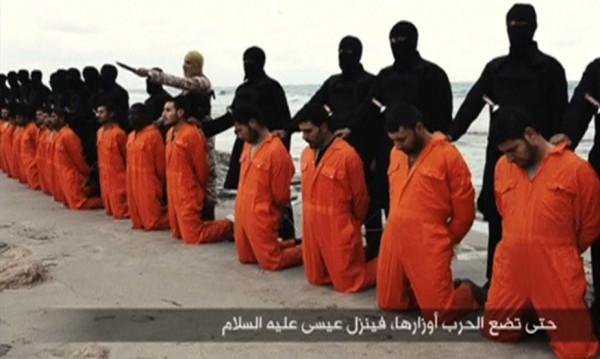 ИД обезглави 8 мъже - шиити