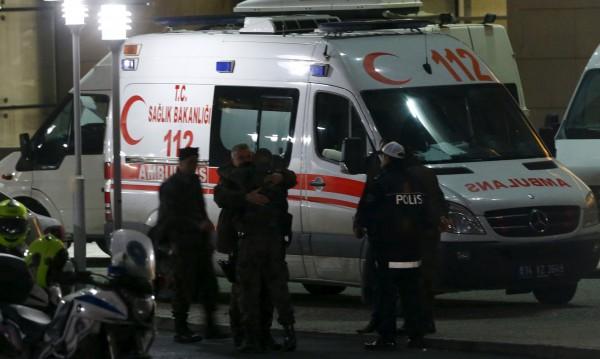 Почина прокурорът, държан като заложник в Истанбул