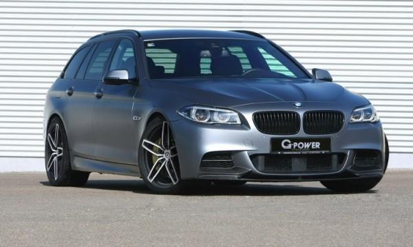 Най-бързото дизелово BMW