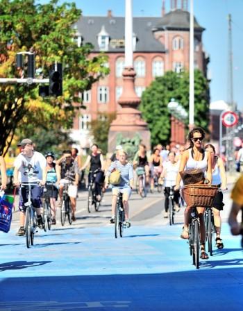 Копенхаген - градът на велосипедистите