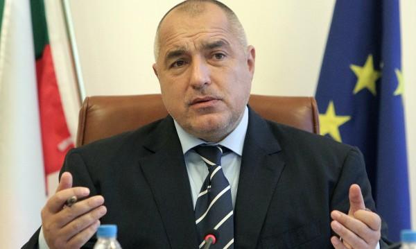 Борисов към горските: Ще смажем, който ви притеснява