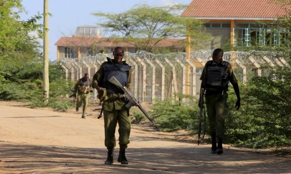 Убити са двама от нападателите в кенийския университетски колеж
