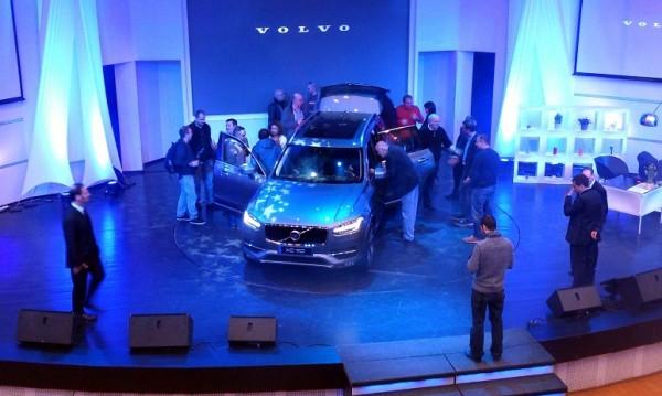 Новото поколение Volvo XC90 дебютира в България