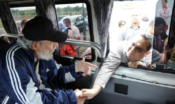 Фидел Кастро се появи, а повече от година се кри
