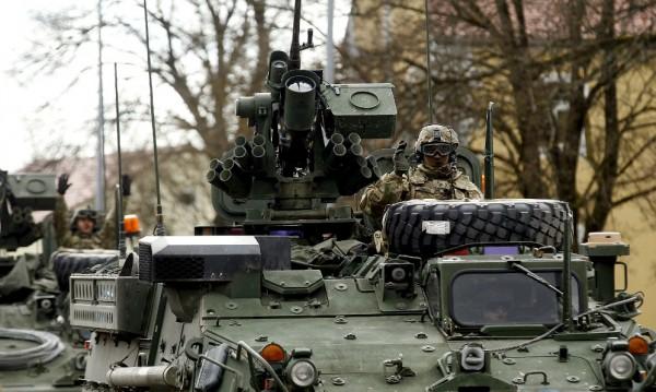 Защо САЩ да защитават Европа, тя не се защитава сама