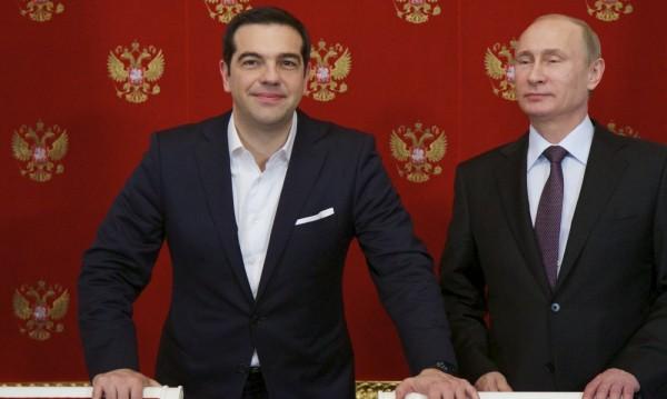 Руски енергиен подарък за Гърция