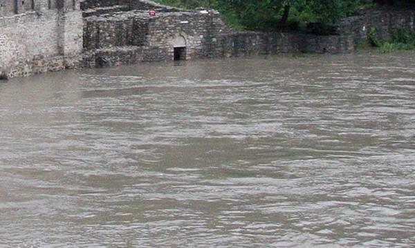 МОСВ предупреди за повишения на нивата на реките