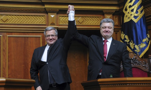 Полският президент: Войниците на Украйна се бият за Европа