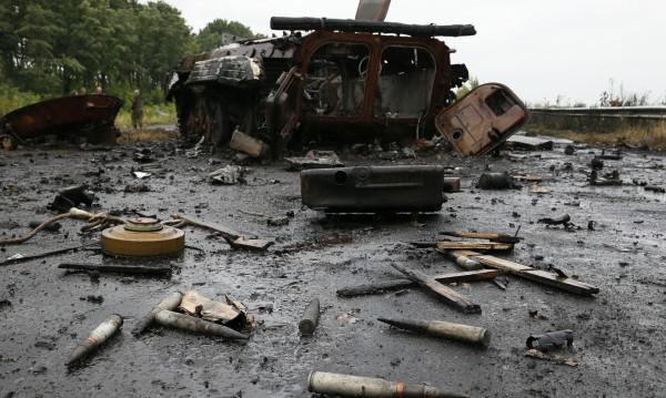 """""""Нормандската четворка"""" поиска изтегляне на тежките въоръжения в Украйна"""
