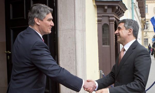 Плевнелиев прозря, че Западните Балкани ще завършат Европейския проект