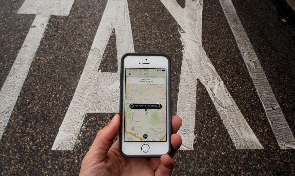 Просто забрана на Uber - решение а ла НРБ
