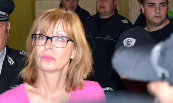 Пуснаха Румяна Ченалова от ареста срещу 8 000 лева
