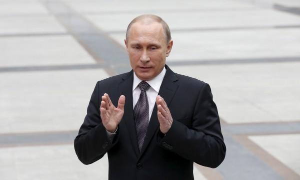 """""""Путин - човекът, който решава проблеми"""""""