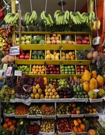 Как правилно да измием плодовете и зеленчуците?