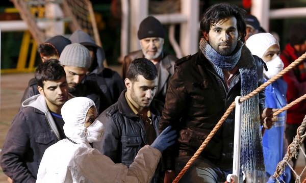 На потъналия кораб с мигранти имало 950 души