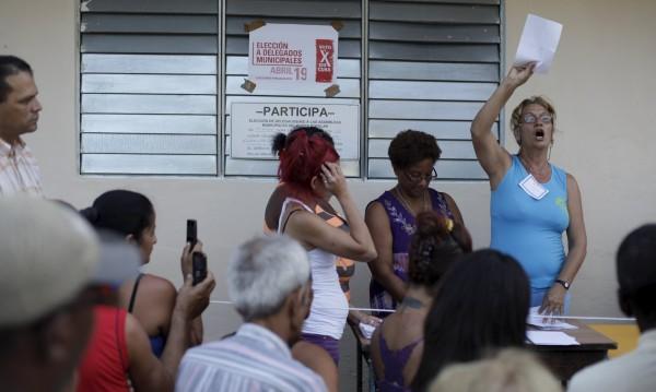 Опозиционните кандидати признаха поражението си на изборите в Куба