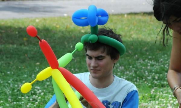 """Акция """"Парк"""": НАП погна балоните и царевицата"""