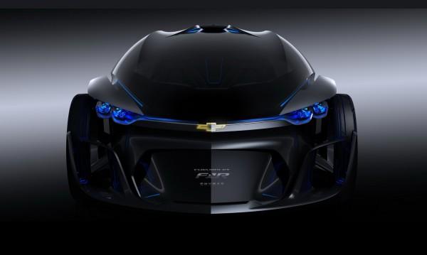 Chevrolet показа робокар с автопилот