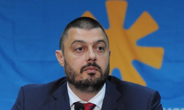 Бареков няма да става кмет на Пловдив
