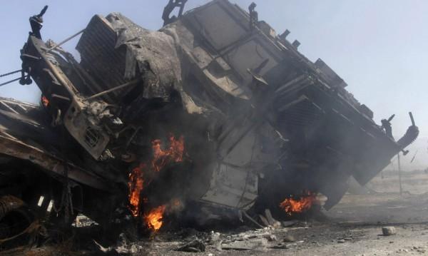 ИД и талибаните са си обявили свещена война