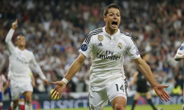 Чичарито прати Реал на полуфинал с късен гол