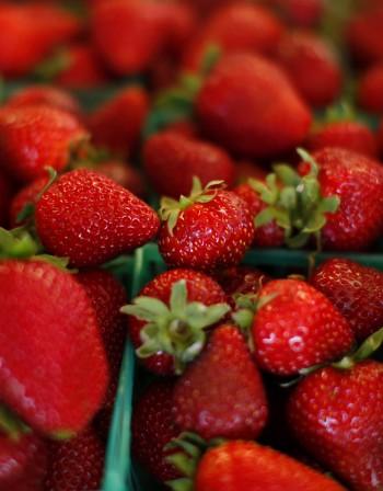 Консумацията на ягоди предпазва сърцето