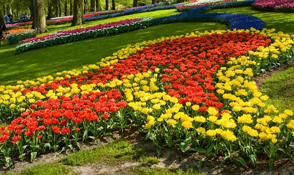 Най-живописните градини в света