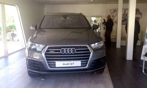 Новият Audi Q7 дебютира у нас