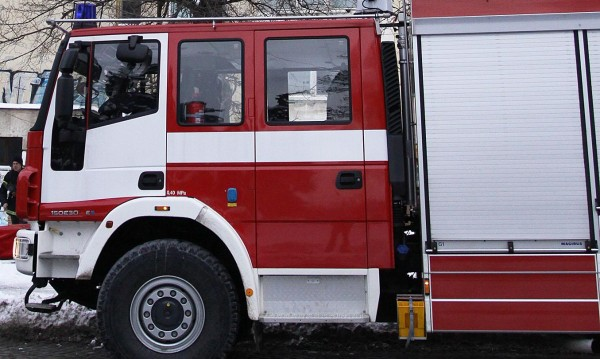 Пожар изпепели два апартамента край Разлог