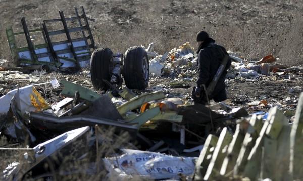 В Берлин знаели, че е опасно да се лети над Украйна