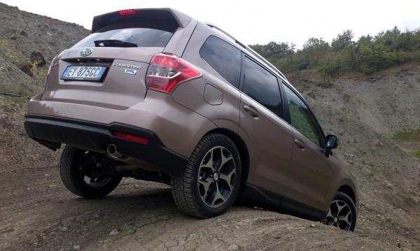 Subaru Forester вече с дизел и автоматик