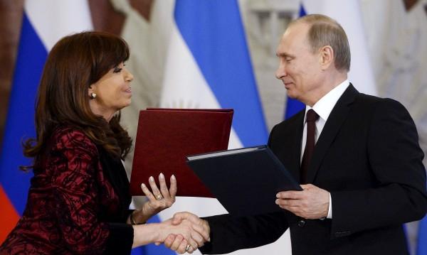 Русия търси съюзници, а не търговски партньори в Аржентина