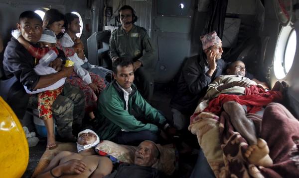 БЧК събира пари за пострадалите в Непал