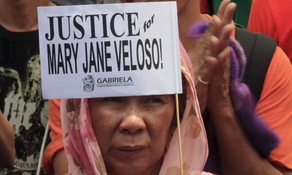 В Индонезия отложиха в последния момент екзекуцията на филипинка