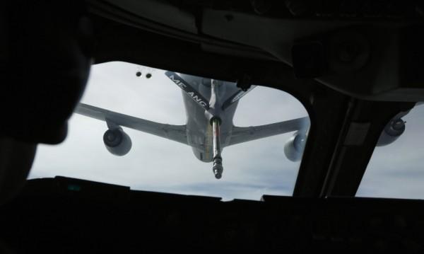 Самолет на ВВС на САЩ изчезна над Ламанша