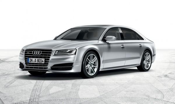 Audi представи спортна версия на A8