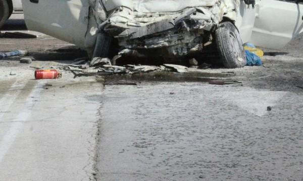 """Мъж и жена загинаха при катастрофа на """"Тракия"""""""
