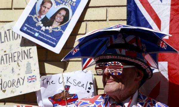 Британското кралско бебе - силата на традицията
