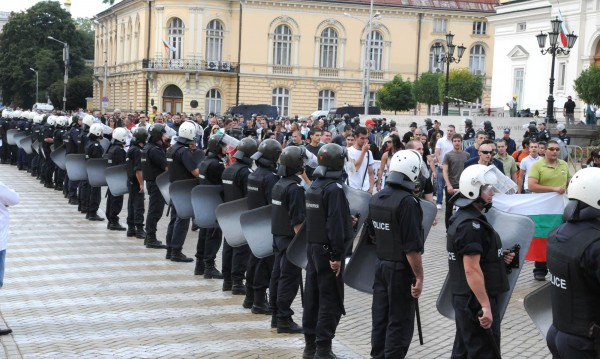 Протест срещу ромите: Образование, за да гласуваш!