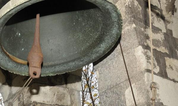 Възстановяват 10-метрова камбанария в Трън