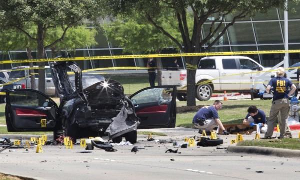 ИД пое отговорност за нападението срещу изложбения център в Тексас