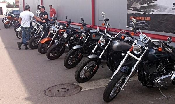 Harley on Tour идва в София
