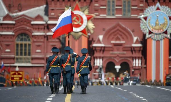 Путин приветства в Кремъл чуждестранните лидери