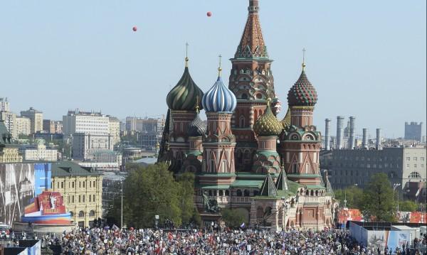 Москва през 2025 г.: Виждам не един, а два града!