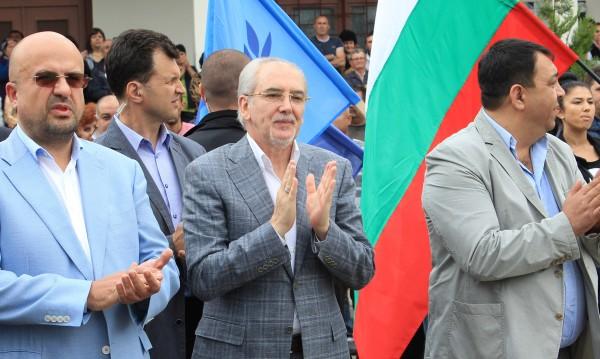 ДПС осъди етническия екстремизъм в Куманово