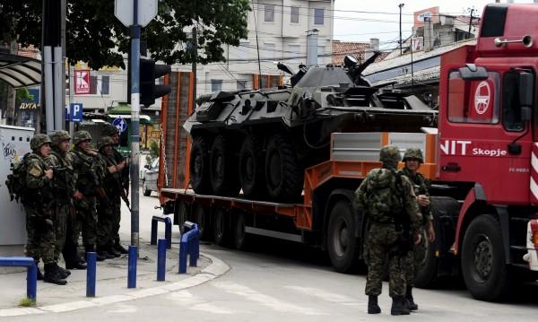 Равносметката от Куманово: 8 убити спецполицаи