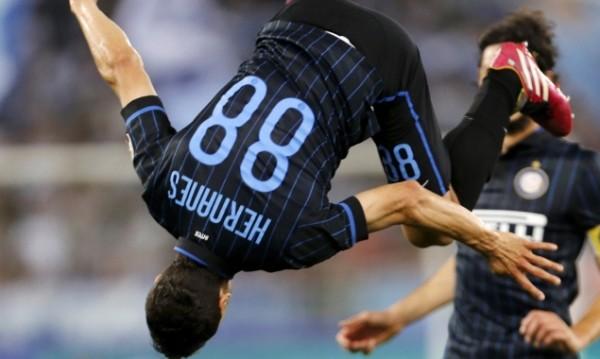 В драматичен мач Интер победи Лацио с 2:1 в Рим