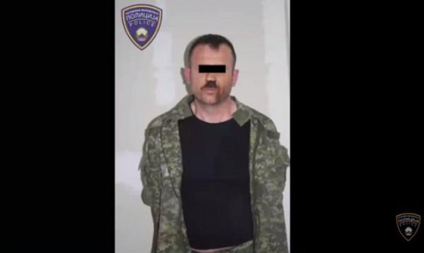 Задържаните терористи в Македония остават 30 дни в ареста